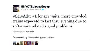 Signal problems